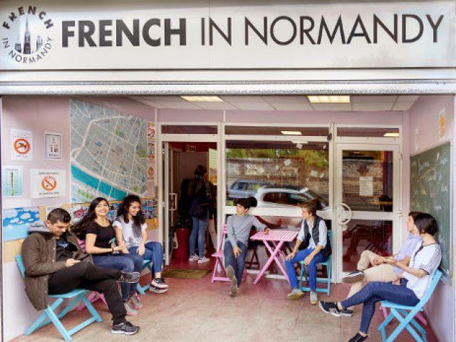 Curso de Francés en Rouen – French in Normandy