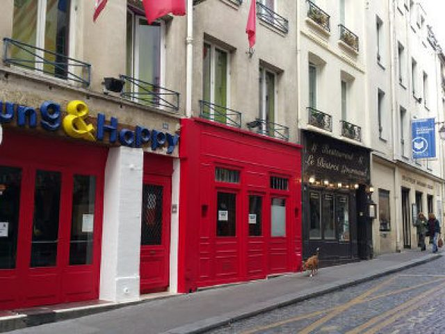 Albergue Young and happy – Quartier Latin